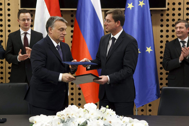 Orbán Viktor tettekkel is védené Schengent