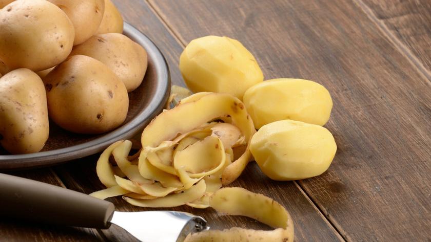 kezelhető e ízületek reszelt nyers burgonyával