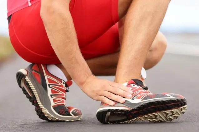 hogyan kezeljük a bokaízületet a fájdalom miatt)