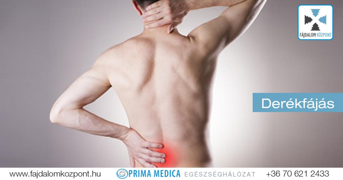 A derékfájás okai és kezelése - FájdalomKözpont