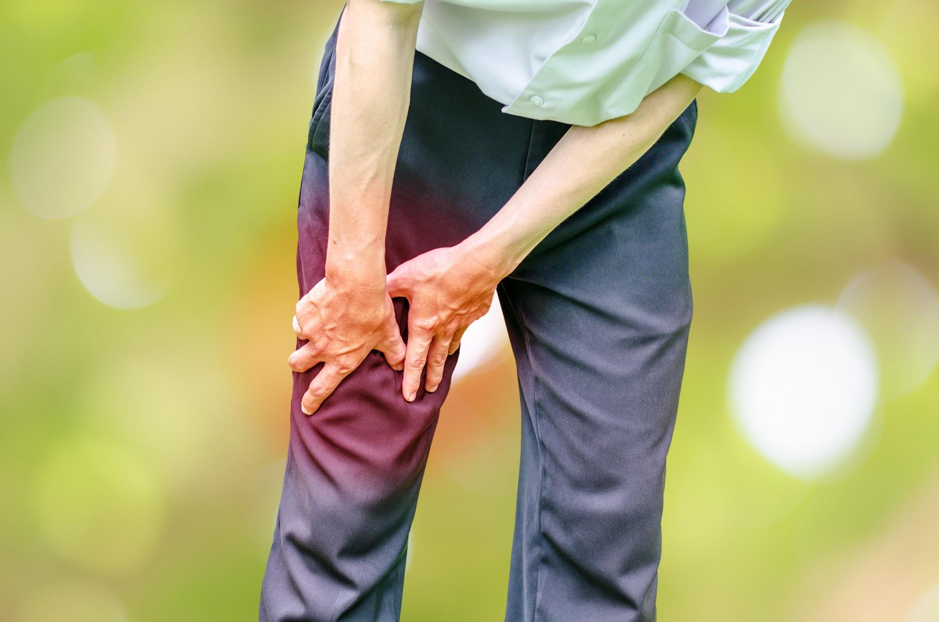 akut térdfájdalom kezelése)