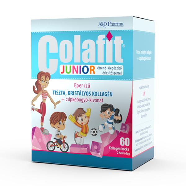 COLAFIT C vitaminnal kocka + rбgуtabletta (60db + 60db)
