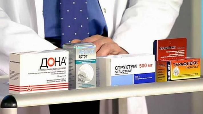 gyógyszeres kezelés artrózisos gyógyszerek