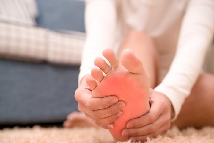 hogyan lehet enyhíteni a lábfej ízületét)