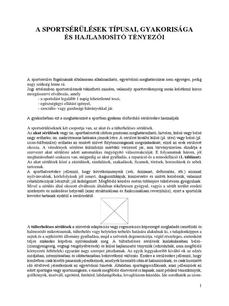 kifogásolt váll szindróma funkcionális kezelés)