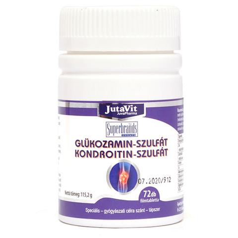 kondroitin és glükozamin, amelyekre