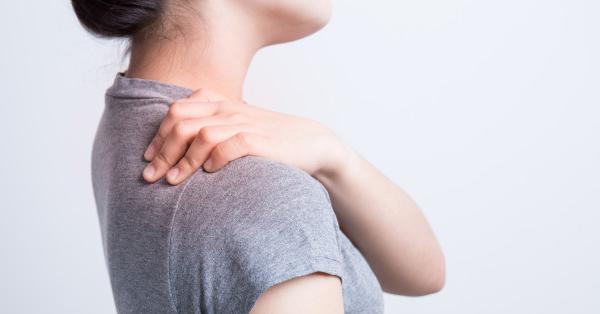 fájdalom a karban a vállízületben