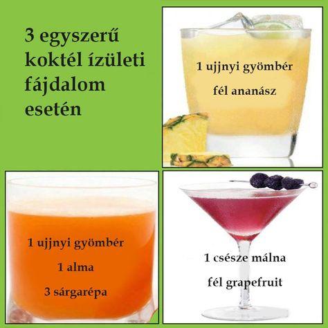 ízületi fájdalommal italt)