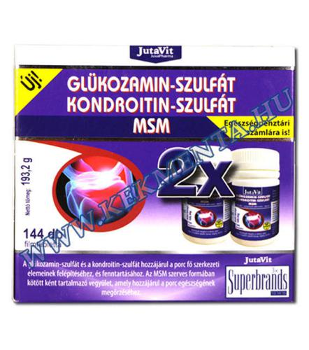 glükózamin és kondroitin termékek)