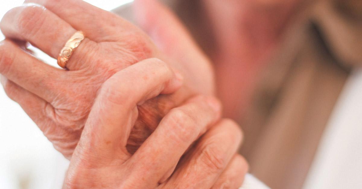 ízületek kezelése idős emberekben