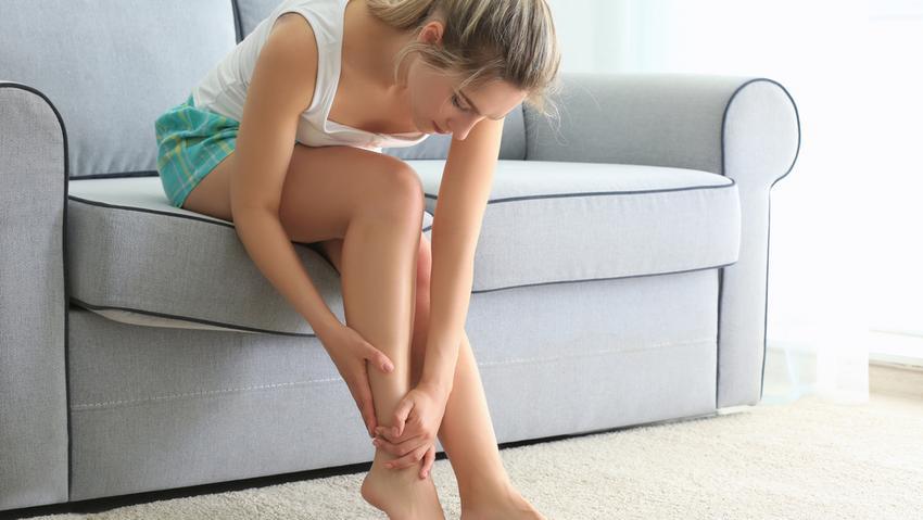 a térd ízületének részleges károsodása