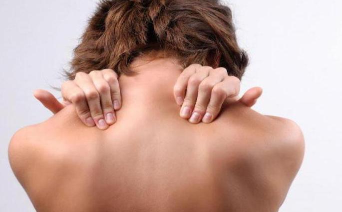 Hogyan távolítsuk el a nyak fájdalmát a nyaki osteochondrosisokkal