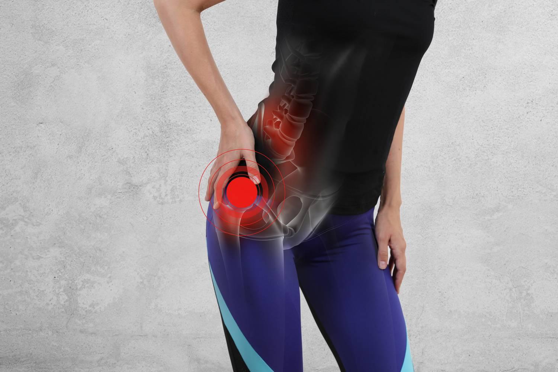 fájdalom és hideg a csípőízületben
