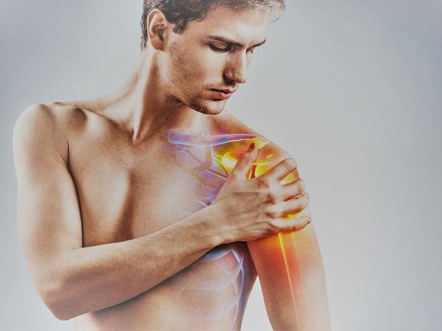 a vállízületeket vagy az izmokat fáj a kezelés