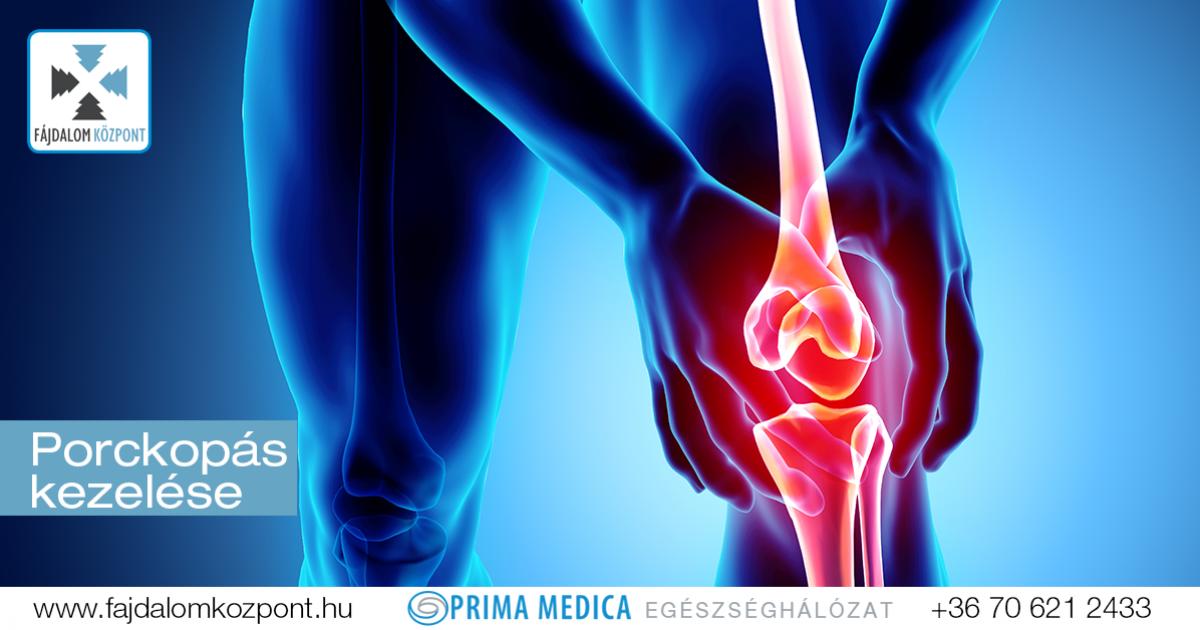 a térd artrózisának hatékony kezelése