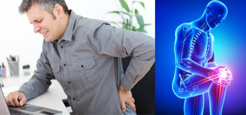 gyakorlat térd ízületi gyulladás kezelésére duzzanat a lábak ízületei körül
