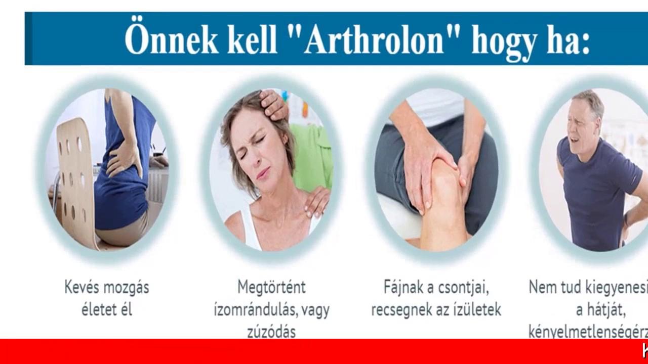 akut arthrosis kezelés