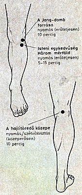 ízületi fájdalom akupresszúrás)