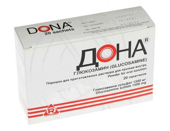 Chondroprotectors: a kábítószerek listája - Könyök July