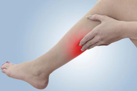a lábszár fájdalma nem ízület