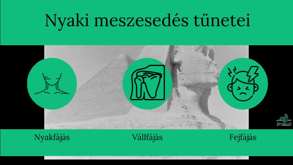 a nyaki csigolya kenőcsének csontritkulása)