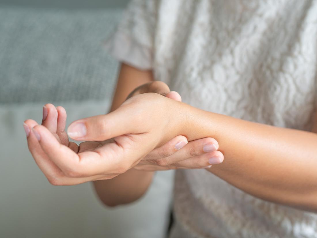 a kézízület gyulladásának kezelése