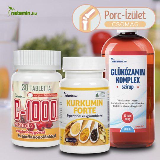 az ízületek vitaminjai térd fáj