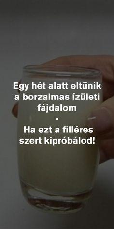 fájnak az ízületek a tej miatt