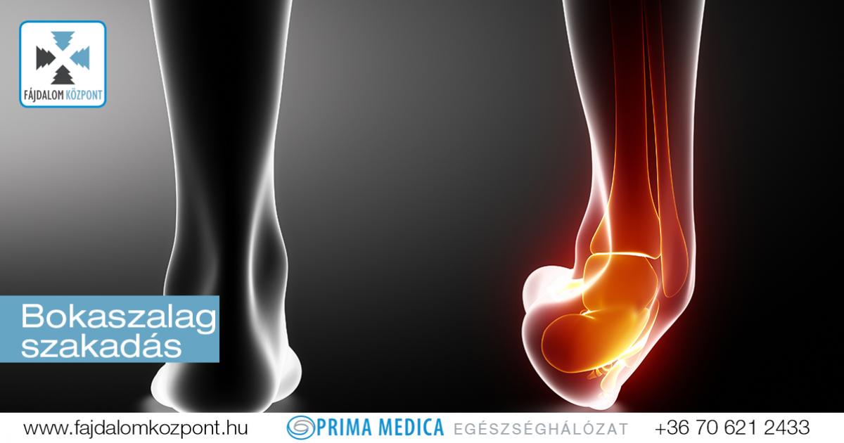 bokaízület fájdalmának kezelése)