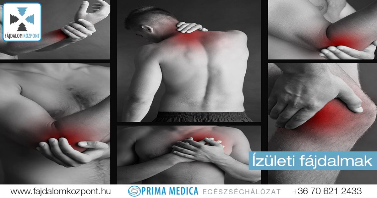 Izomfájdalom és ízületi fájdalom