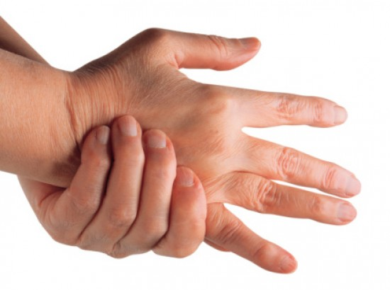 az ujjak ízületeinek gyulladásának jelei