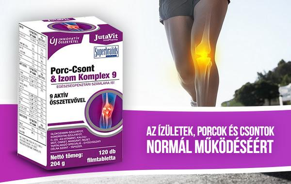 vitaminok izom- és ízületi fájdalmakhoz