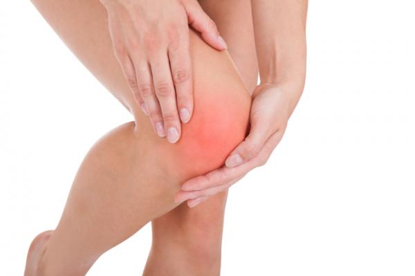 hogyan lehet enyhíteni a térdgyulladást és a fájdalmat)