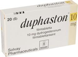 duphaston és ízületi fájdalom)