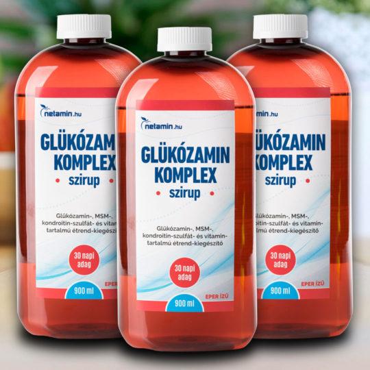 ebből glükózamin-kondroitin)
