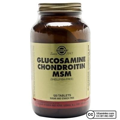 miből készül a kondroitin és a glükozamin)
