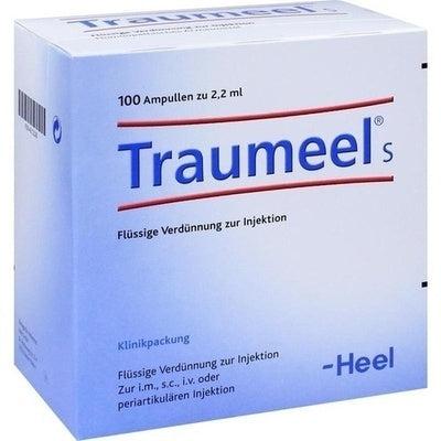 Baleset? Rándulás? Ficam? - A homeopátia válasza: Traumeel! (x)