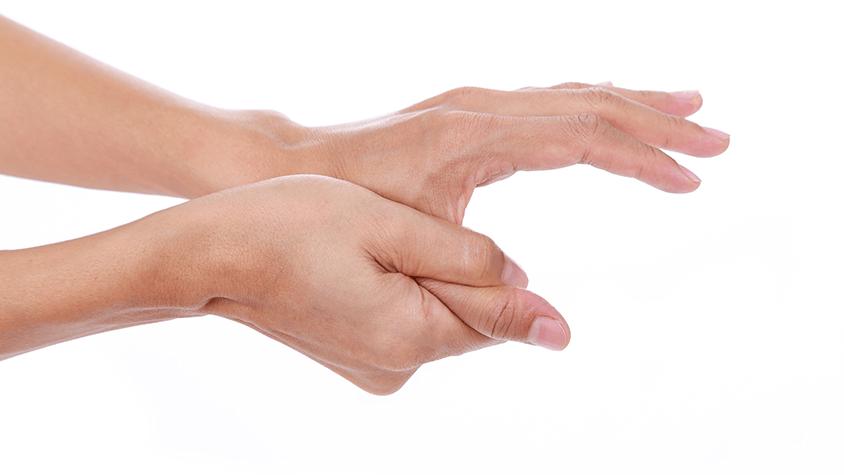 szúró fájdalom az ujjakban