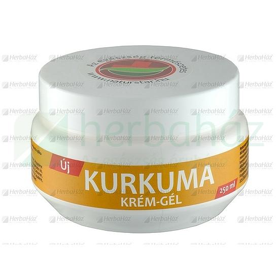 Naturstar Kurkuma krém-gél