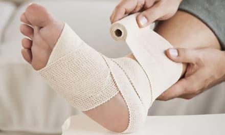 térdrándulás és kezelés)