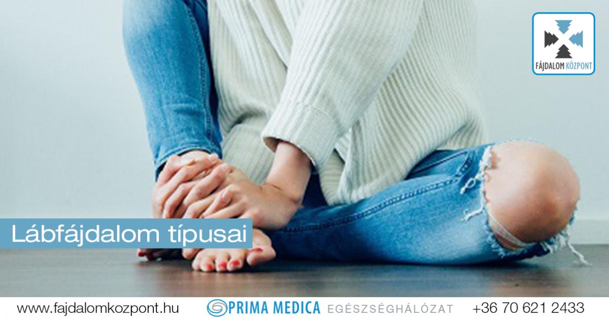 ízületek fáj a zsibbad lábát)