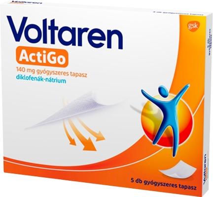 ízületi fájdalmak kezelésére szolgáló gyógyszerek