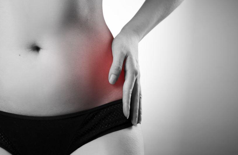 egyoldalú fájdalom a csípőízületben)