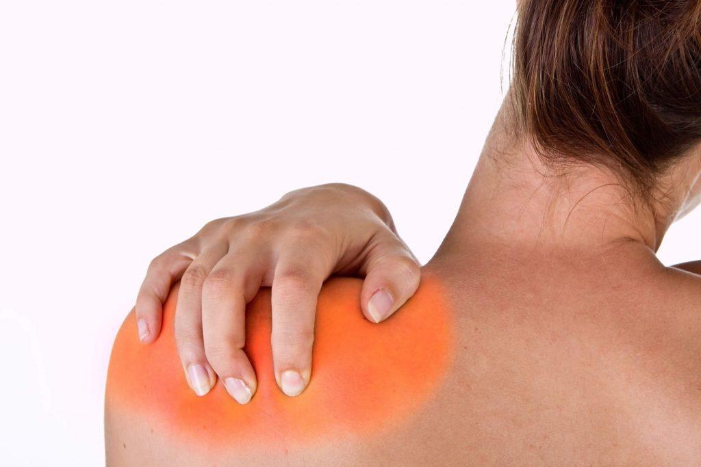 vállfájdalom fájdalom edzés után)