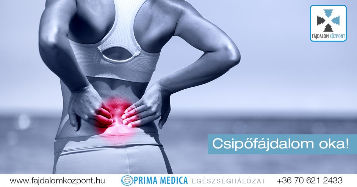 fájdalom a jobb csípőízület területén