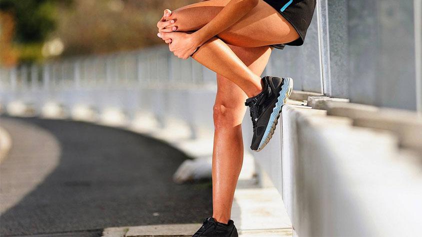 futó térdfájdalom