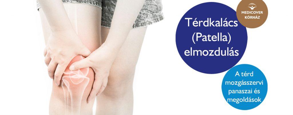 térdízületi kezelés ultrahanggal történő kezelése