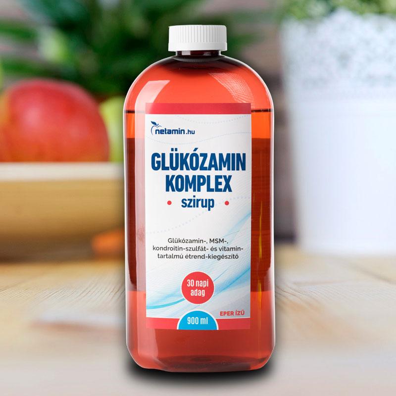 kondroitin glükózaminnal vételár
