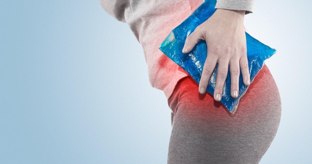 futó fájdalmak a csípőízületben